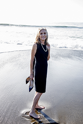 Author Allison Davis